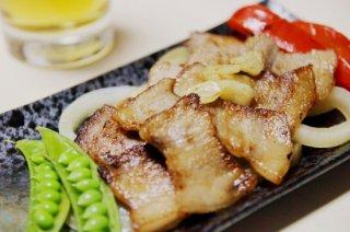 F1イノブタ肉焼肉用(バラ)250g