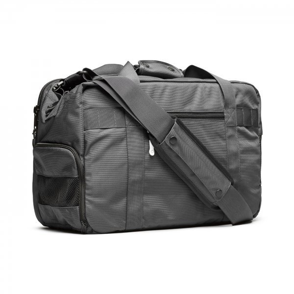 GYM/WORK BAG - GREY
