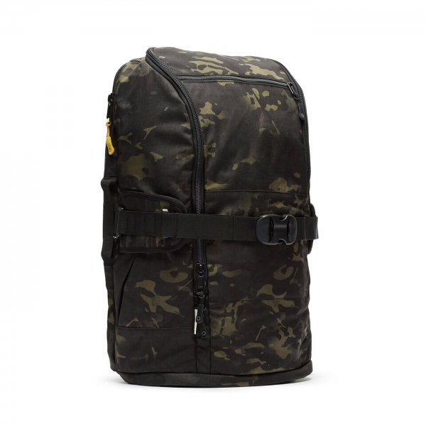 TRAVEL PACK - BLACK CAMO