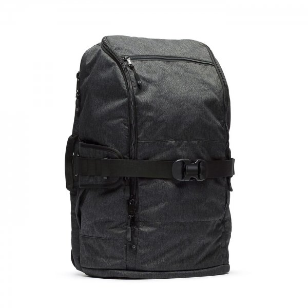 TRAVEL PACK - CHARCOAL SPECKLED TWILL