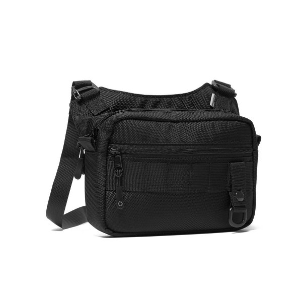 SLING POUCH - MEDIUM - BLACK