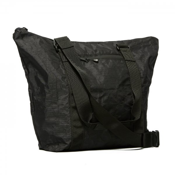 UNIT ZIPPER TOTE - BLACK