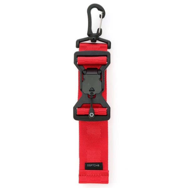 UTILITY STRAPS - RED