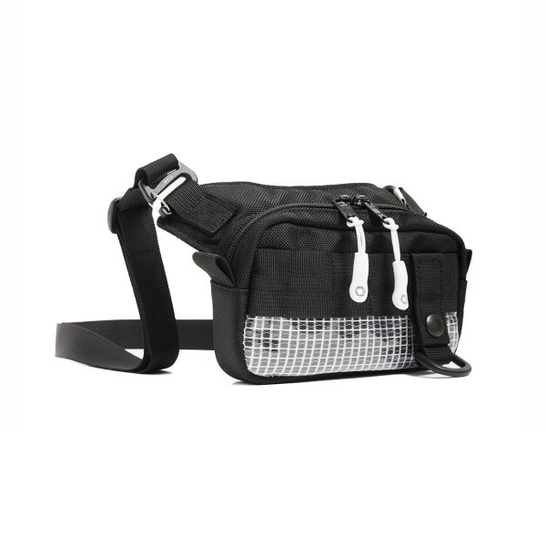 SLING POUCH - SMALL - CLEAR PANEL