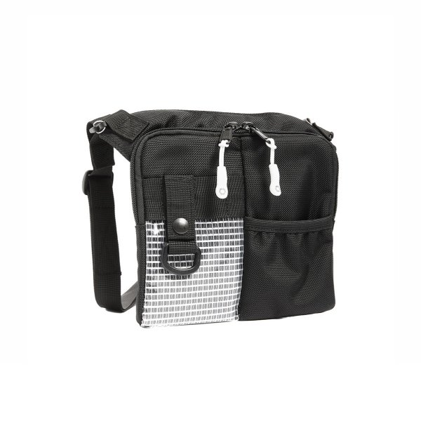 SLING POUCH - SLIM - CLEAR PANEL