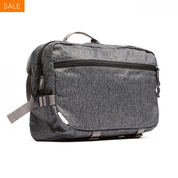 SLINGPACK - GREY SPECKLED TWILL