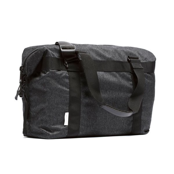 UTILITY TOTE - CHARCOAL SPECKLED TWILL