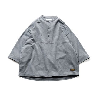 KANOKO BAND COLLAR T-SHIRT