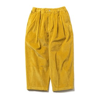 CORD BAGGY PANTS