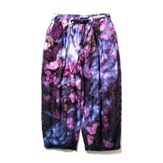 COLOR WAVE BAGGY SLACKS(TIGHTBOOTH / JIRO KONAMI)
