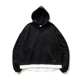 SMOOTH LAYERED HOODIE