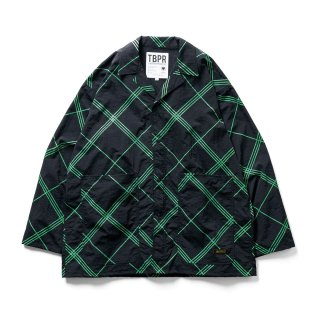 BULKY CHECK SHIRT