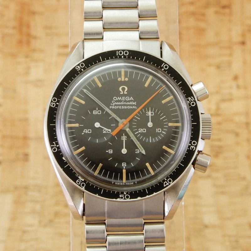 OMEGA Ultraman SpeedMaster4th Chronograph 145.012 Special Orange Hand 1968