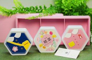 入園(3個セット)女の子向け 2.5g×8袋×3缶