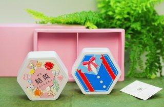 入学(2個セット)女の子向け 2.5g×8袋×2缶