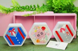 入学(3個セット)女の子向け 2.5g×8袋×3缶