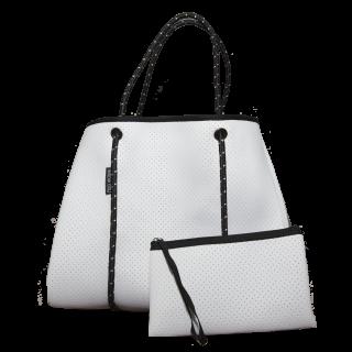 ネオプレントートバッグ マグネット(ホワイト)