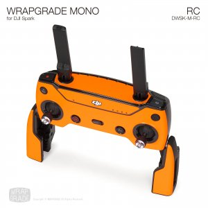 WRAPGRADE MONO for DJI Spark 送信機 スキン シール 全20色