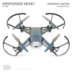 WRAPGRADE MONO for Tello カラーレーションX【Premium】