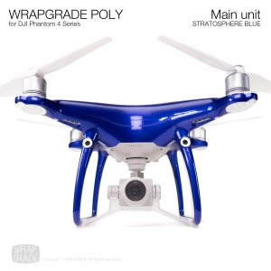 <img class='new_mark_img1' src='https://img.shop-pro.jp/img/new/icons12.gif' style='border:none;display:inline;margin:0px;padding:0px;width:auto;' />WRAPGRADE POLY for DJI Phantom 4シリーズ ストラトスフェアブルー