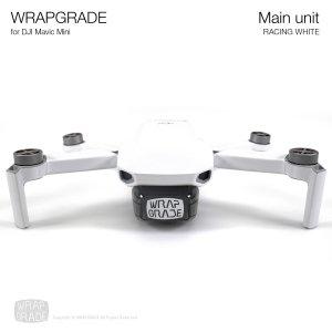 WRAPGRADE for Mavic Mini レーシングホワイト