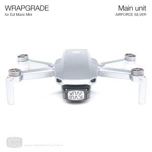 WRAPGRADE for Mavic Mini エアーフォースシルバー
