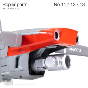 <img class='new_mark_img1' src='https://img.shop-pro.jp/img/new/icons12.gif' style='border:none;display:inline;margin:0px;padding:0px;width:auto;' />Repair parts for DJI MAVIC 2 全20色 No.11 / No.12 / No.13 セット