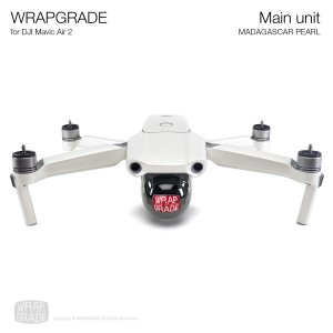 <img class='new_mark_img1' src='https://img.shop-pro.jp/img/new/icons12.gif' style='border:none;display:inline;margin:0px;padding:0px;width:auto;' />WRAPGRADE for DJI Mavic Air 2 マダガスカルパール