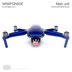 <img class='new_mark_img1' src='https://img.shop-pro.jp/img/new/icons12.gif' style='border:none;display:inline;margin:0px;padding:0px;width:auto;' />WRAPGRADE for DJI Mavic Air 2 ストラトスフェアブルー