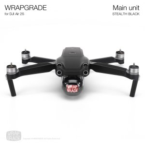 <img class='new_mark_img1' src='https://img.shop-pro.jp/img/new/icons12.gif' style='border:none;display:inline;margin:0px;padding:0px;width:auto;' />WRAPGRADE for DJI Air 2S ステルスブラック