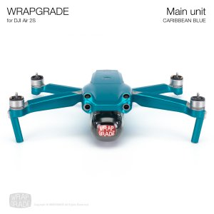 <img class='new_mark_img1' src='https://img.shop-pro.jp/img/new/icons12.gif' style='border:none;display:inline;margin:0px;padding:0px;width:auto;' />WRAPGRADE for DJI Air 2S カリビアンブルー