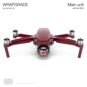 <img class='new_mark_img1' src='https://img.shop-pro.jp/img/new/icons12.gif' style='border:none;display:inline;margin:0px;padding:0px;width:auto;' />WRAPGRADE for DJI Air 2S ジャパンレッド