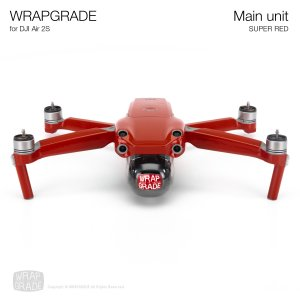 <img class='new_mark_img1' src='https://img.shop-pro.jp/img/new/icons12.gif' style='border:none;display:inline;margin:0px;padding:0px;width:auto;' />WRAPGRADE for DJI Air 2S スーパーレッド