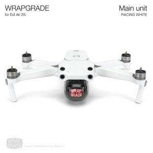 <img class='new_mark_img1' src='https://img.shop-pro.jp/img/new/icons12.gif' style='border:none;display:inline;margin:0px;padding:0px;width:auto;' />WRAPGRADE for DJI Air 2S レーシングホワイト