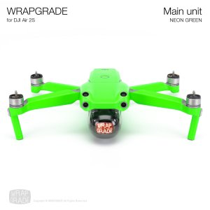 <img class='new_mark_img1' src='https://img.shop-pro.jp/img/new/icons12.gif' style='border:none;display:inline;margin:0px;padding:0px;width:auto;' />WRAPGRADE for DJI Air 2S ネオングリーン