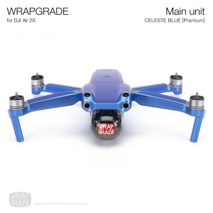 <img class='new_mark_img1' src='https://img.shop-pro.jp/img/new/icons12.gif' style='border:none;display:inline;margin:0px;padding:0px;width:auto;' />WRAPGRADE for DJI Air 2S セレストブルー【Premium】