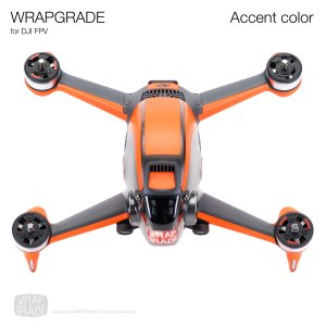 <img class='new_mark_img1' src='https://img.shop-pro.jp/img/new/icons12.gif' style='border:none;display:inline;margin:0px;padding:0px;width:auto;' />WRAPGRADE for DJI FPV 用 アクセントカラー 全20色