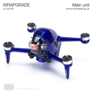 <img class='new_mark_img1' src='https://img.shop-pro.jp/img/new/icons12.gif' style='border:none;display:inline;margin:0px;padding:0px;width:auto;' />WRAPGRADE for DJI FPV ストラトスフェアブルー