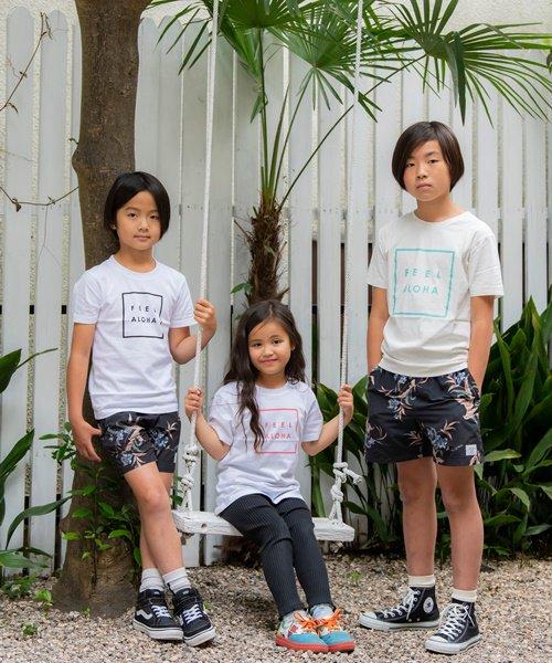 【BABY/KIDS】FEEL ALOHA Tシャツ