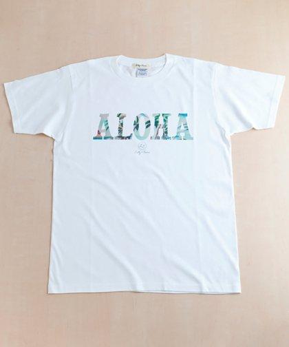 【UNISEX】ALOHA Tシャツ