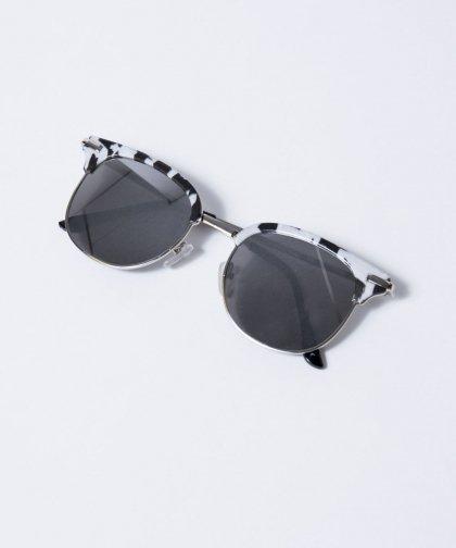 【LADIRES】Sunglasses SILVER Frame / サングラス シルバーフレーム