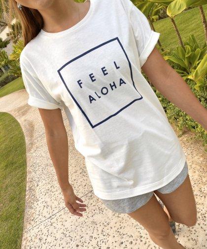 【UNISEX】FEEL ALOHA Tシャツ<NOAH Series>