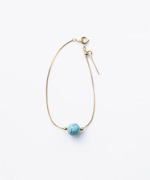 【LADIES】Lan Vo Turquoise Bracelet/ターコイズ ブレスレット