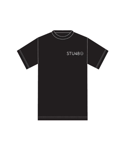 STU48石田千穂デザインTシャツ