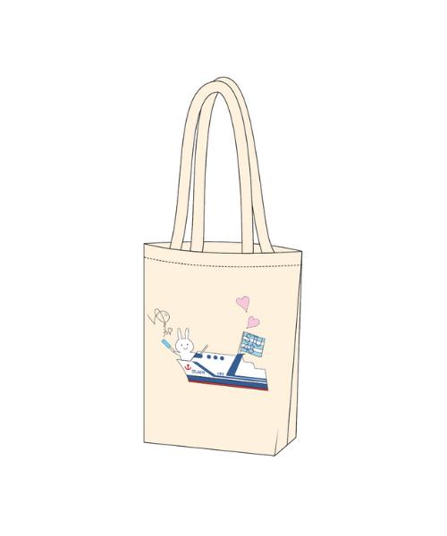 STU48宗雪里香デザイントートバッグ