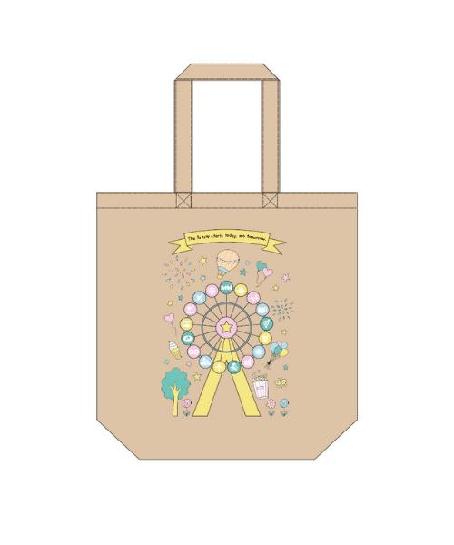 SKE48松本慈子デザイントートバッグ