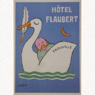 ホテル・フローベール 1999(ポスターA3 額無し)
