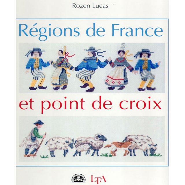 Regions De France Et Point De Croix