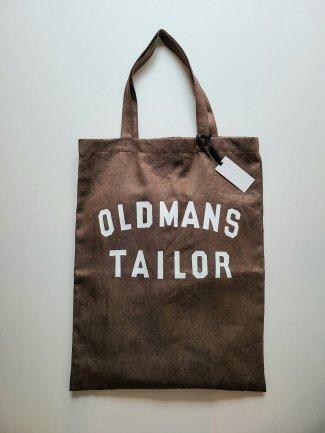 OMT PRINT TOTE BAG (linen)