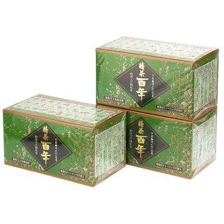 百年茶[緑箱] 3個セット